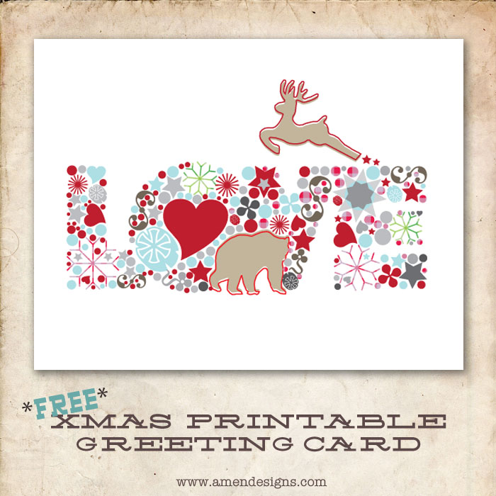 Of free printable love card printable love cards for him free