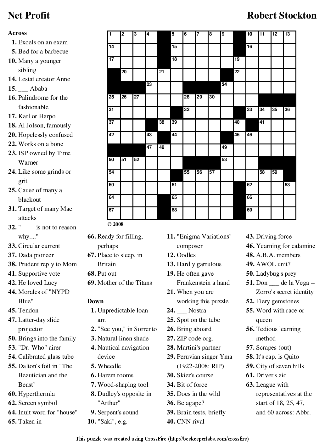 This is a picture of Fall Crossword Puzzle Printable regarding difficult