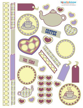 Free Printable Scrapbooking Stuff