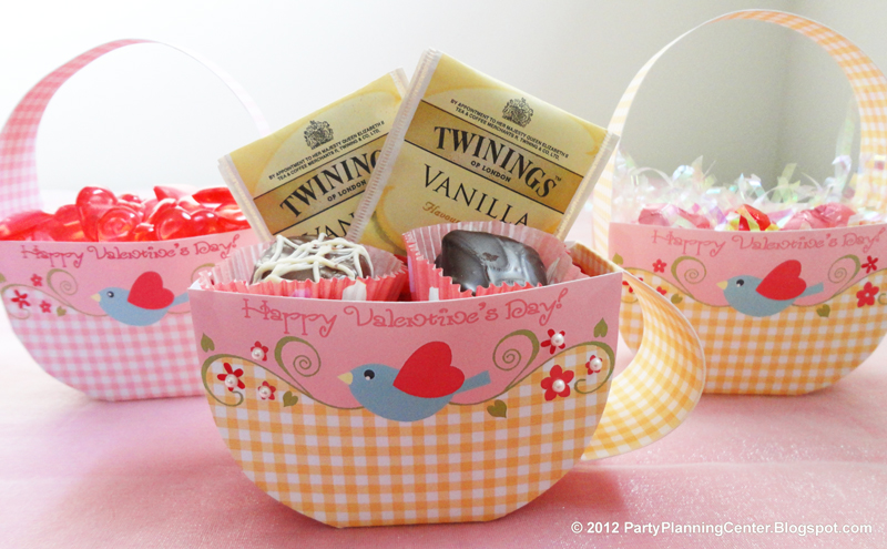 9 Images of Free Printable Candy Boxes