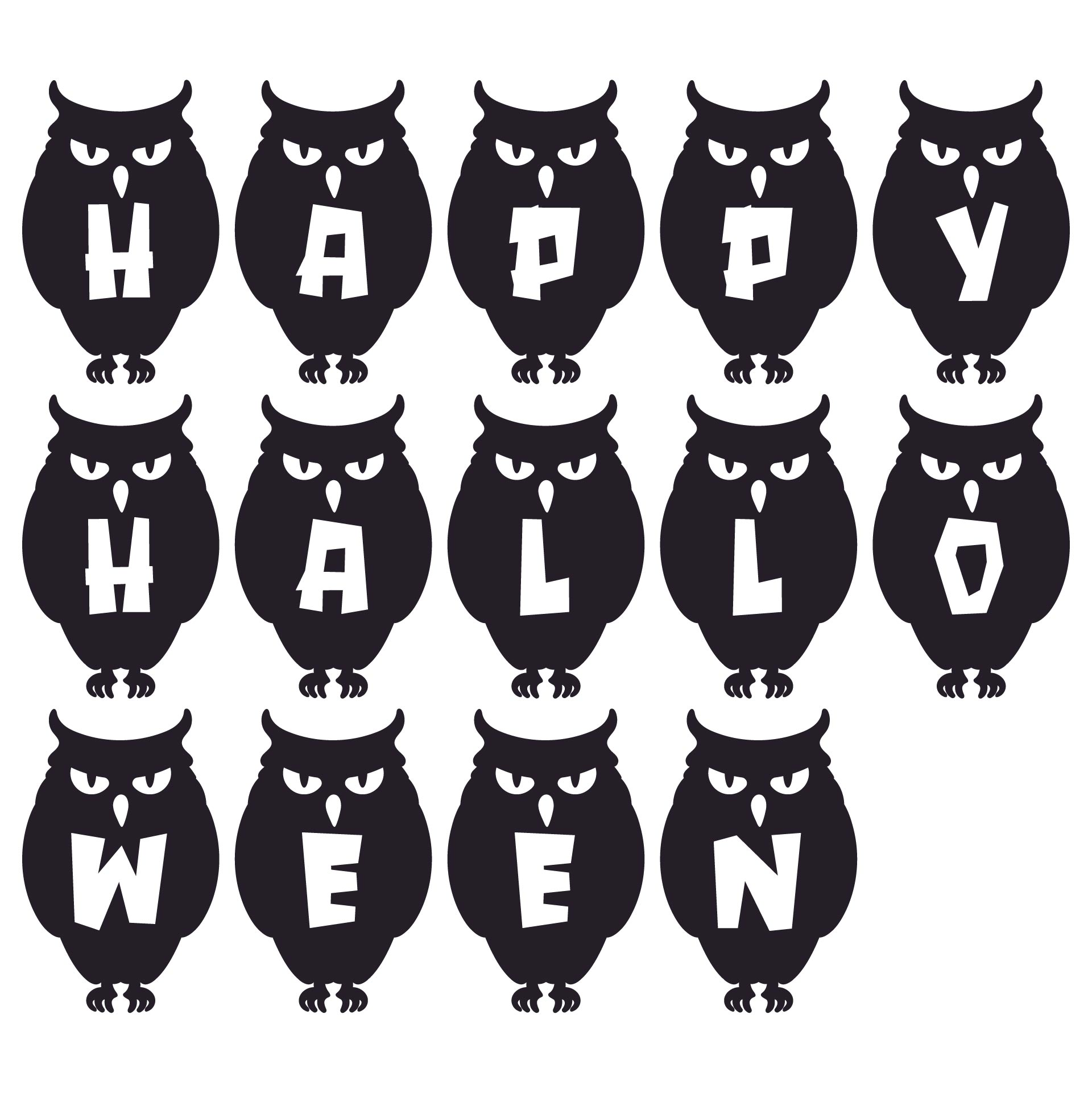 Decorating Ideas > 8 Best Images Of Happy Halloween Free Printables  Free  ~ 214210_Halloween Decoration Ideas Templates