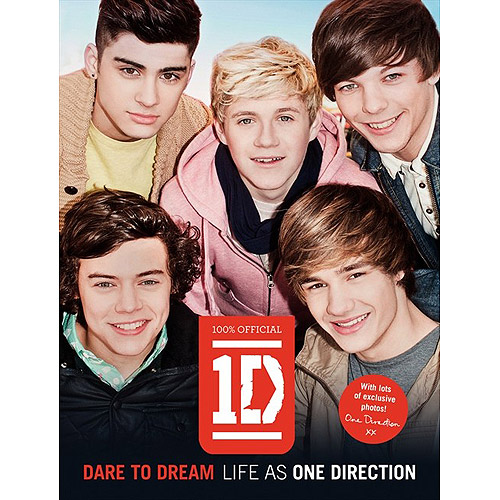 One Direction Book Dare to Dream Life As
