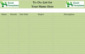 Printable to Do List Templates