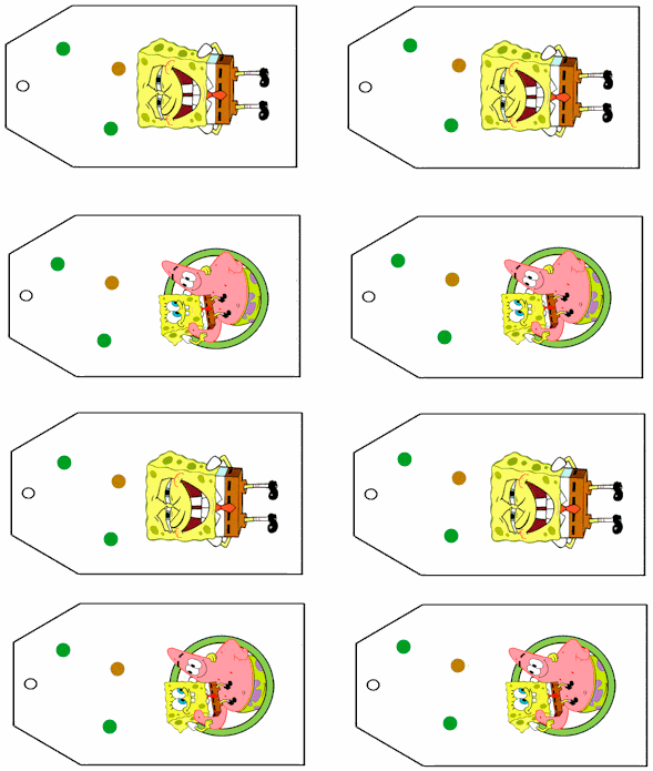 Spongebob SquarePants Birthday Party Ideas