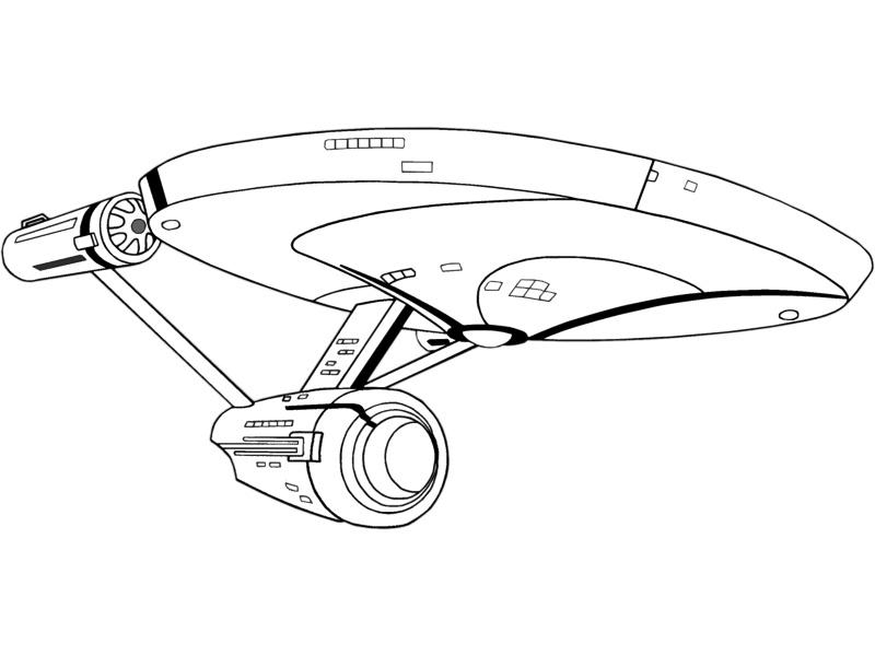 7 Images of Star Trek Free Printable Bookmark