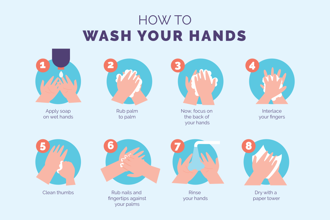 7 Best Printable Bathroom Signs Wash Your Hands ...