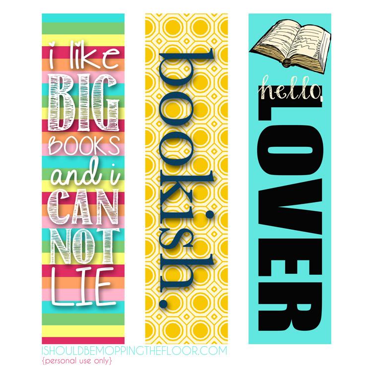 9 Best Images Of Printable Bookmark Designs Printable