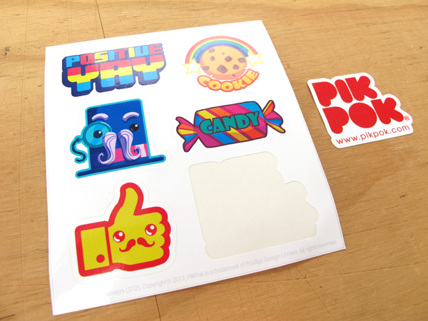Custom Sticker Sheet Printing