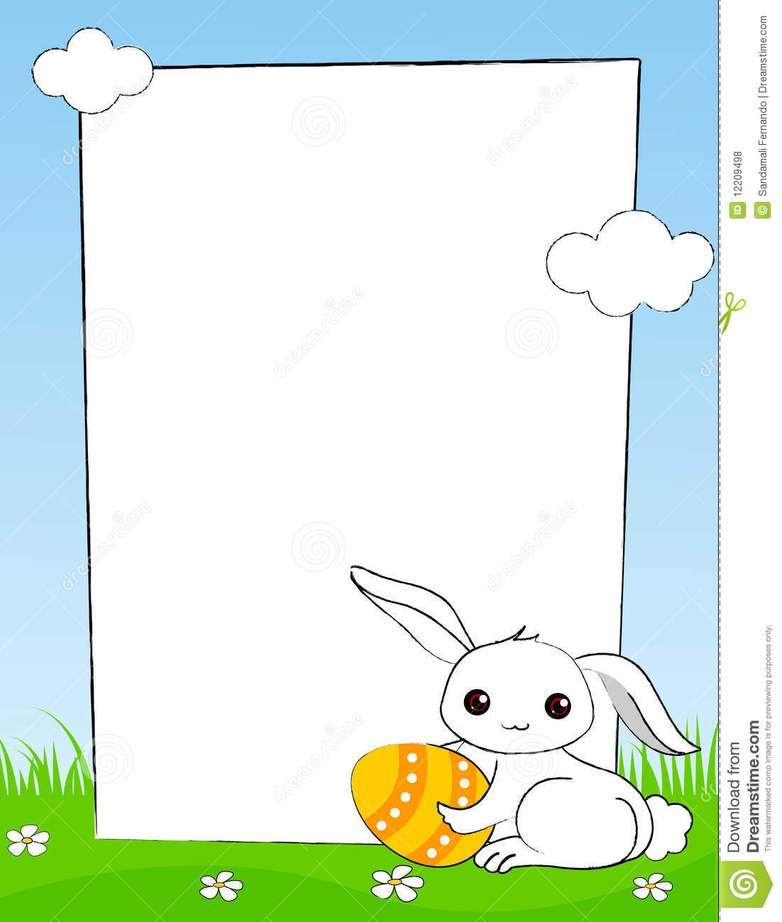 free clip art borders for easter - photo #11