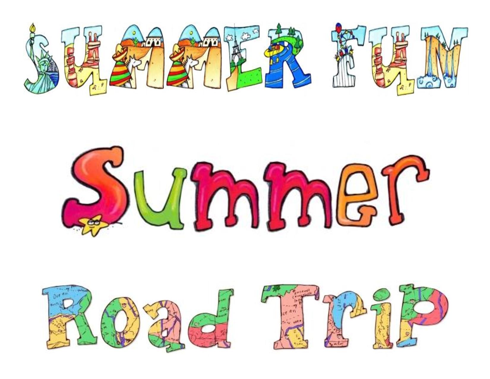 Free Printable Summer Fun Clip Art