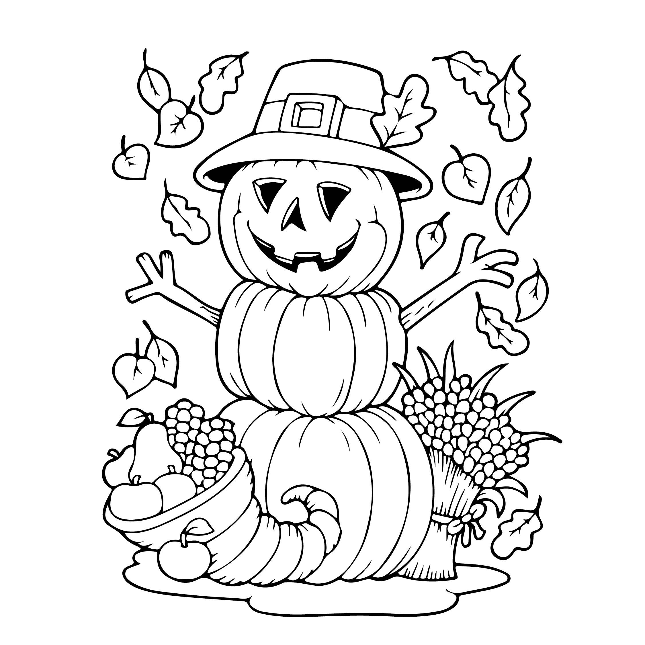 Printable Thanksgiving Activities