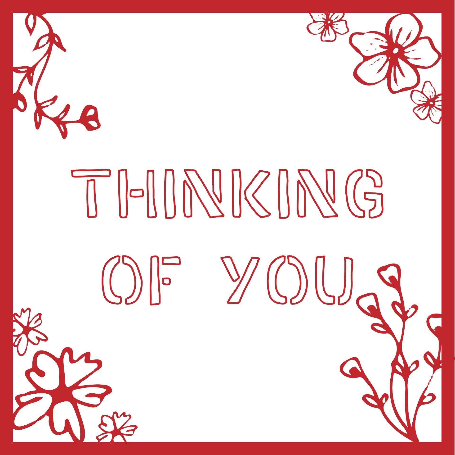 thinking of you card printable coloring pages coloring pages