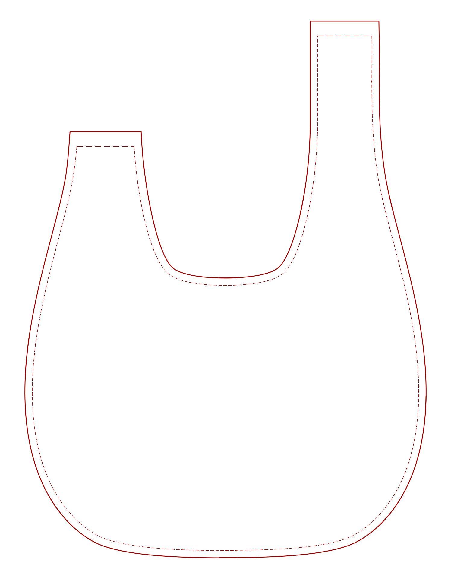 Japanese Knot Bag Knitting Pattern Free