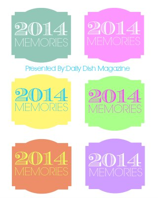 7 Images of Memory Printable Labels