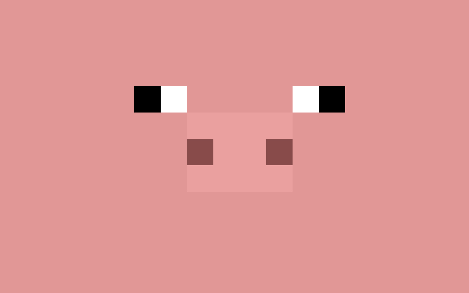Minecraft Pig Face 7 Best Images of Minec...