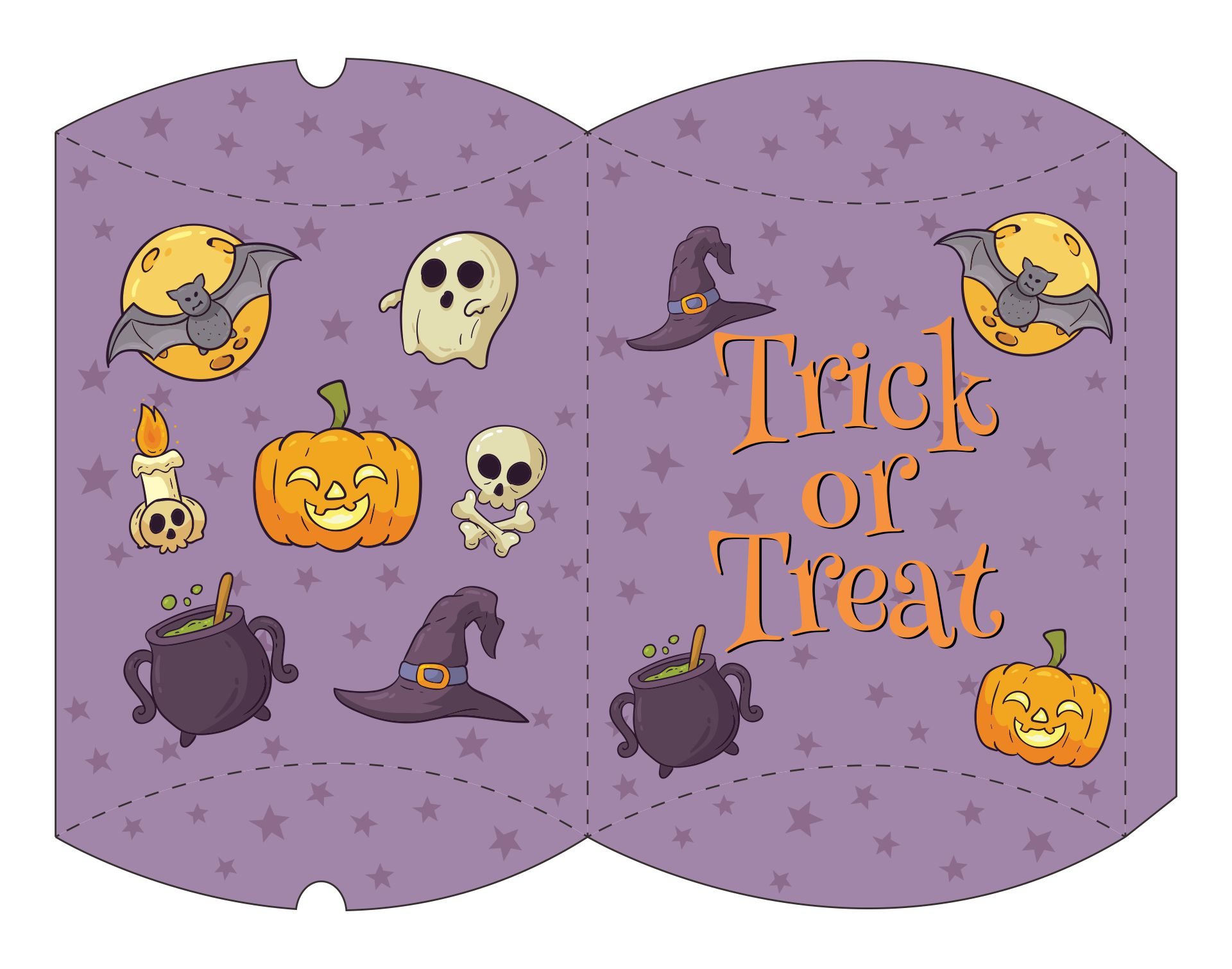Simple and Easy Halloween Craft