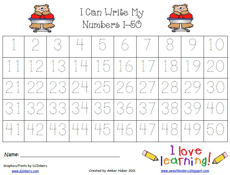 math worksheet : 5 best images of 1 100 worksheets printables  kindergarten  : Kindergarten Number Worksheets 1 100
