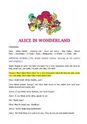 5 Images of Annie Jr Script Printable