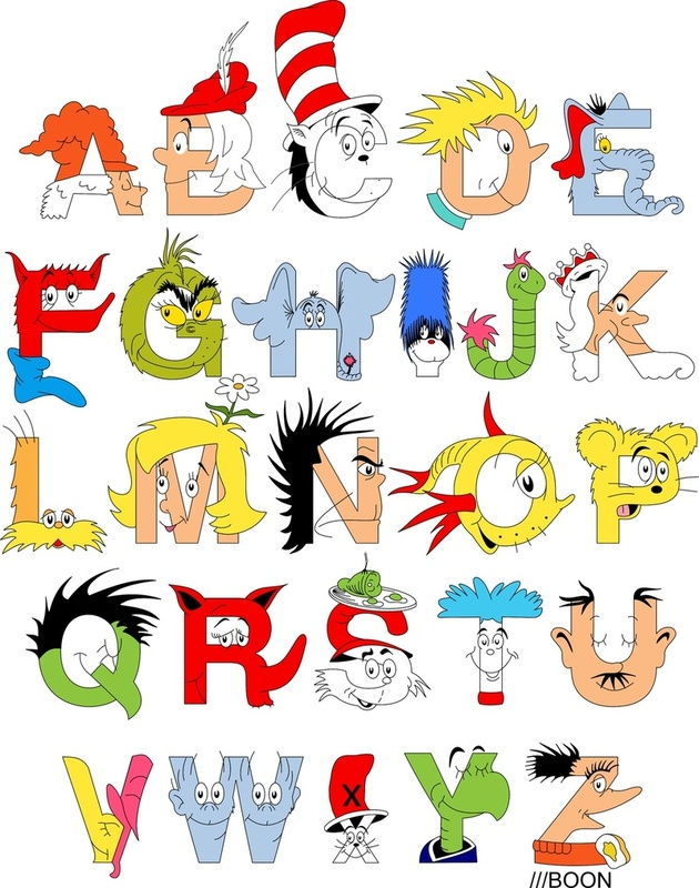 7 Images of Alphabet Artwork Printables