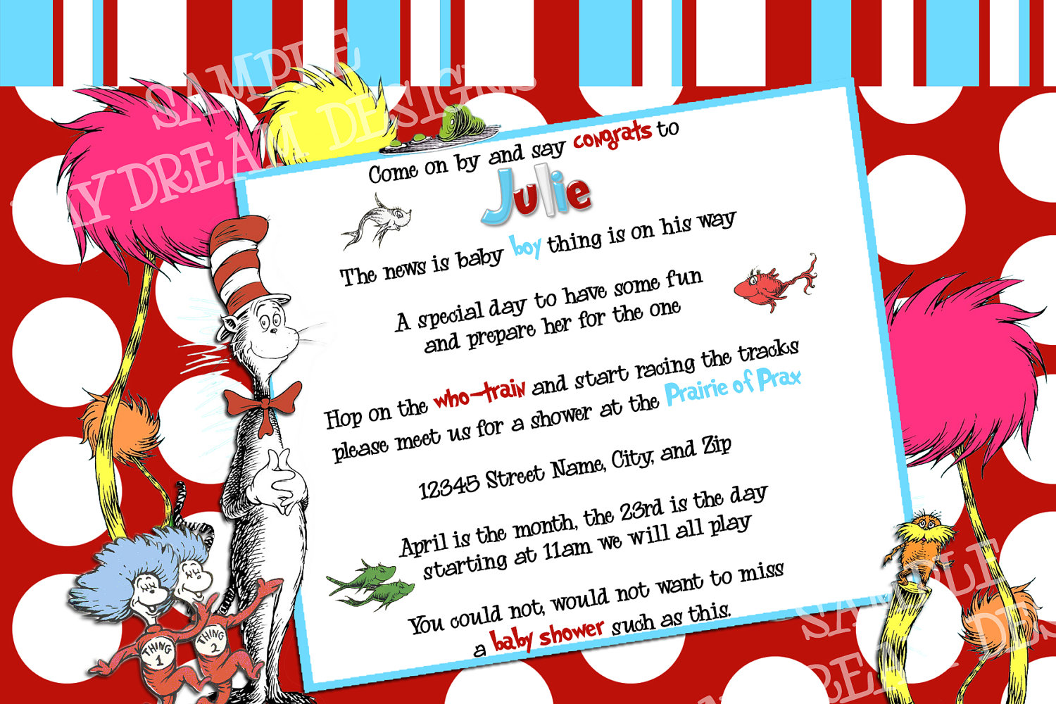 invitation template 6 best images of dr printable seuss baby shower