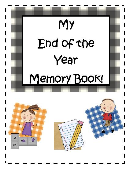 7 Images of Memory Book Preschool Printables
