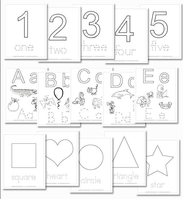 7 Images of Printable Preschool Curriculum
