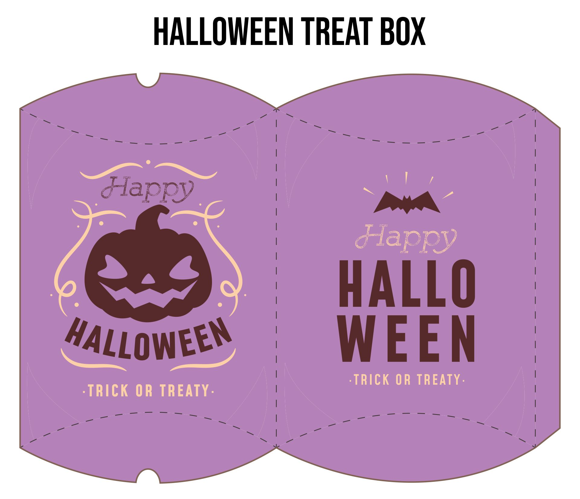 Printable Easy Halloween Crafts