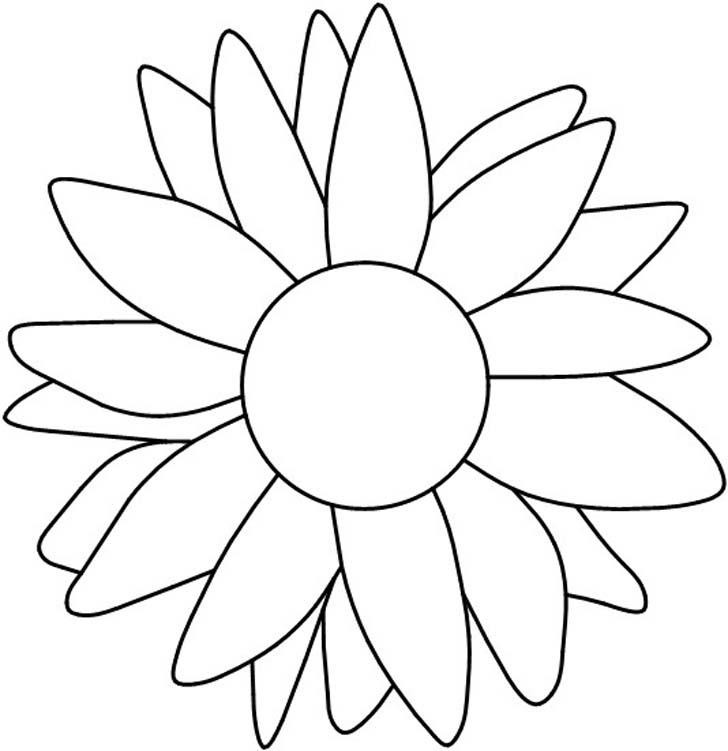 Printable Sunflower Patterns