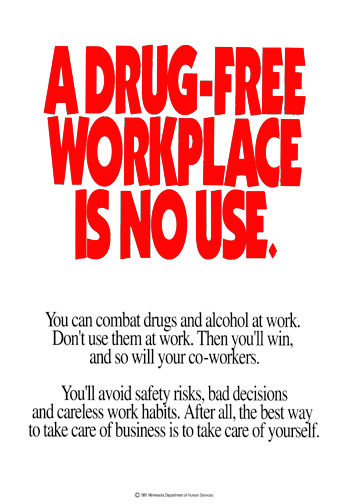 Drug-Free Workplace Act of 1988