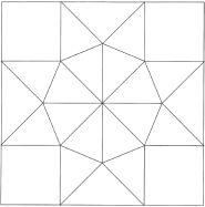 Kids Mosaic Patterns Templates