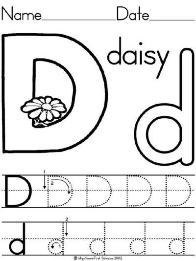number names worksheets preschool letter worksheets printable