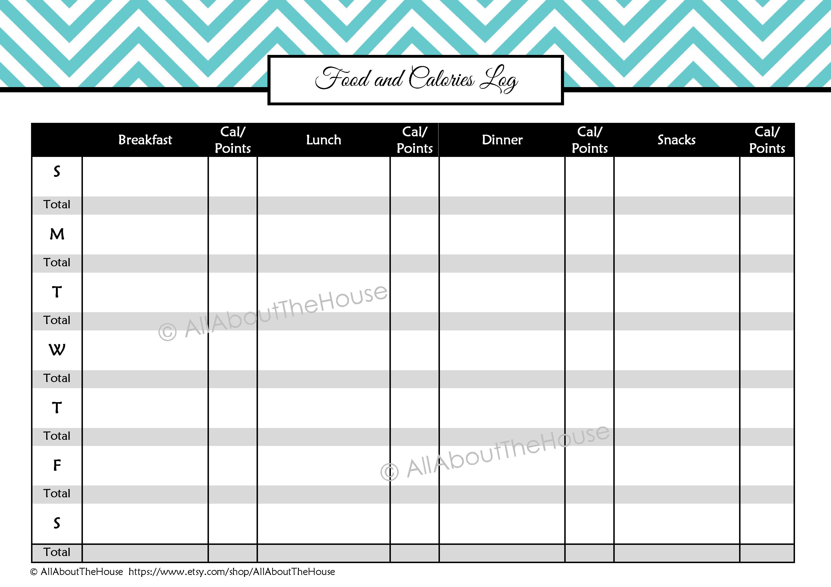 6 best images of food intake log printable daily food intake chart template printable daily. Black Bedroom Furniture Sets. Home Design Ideas