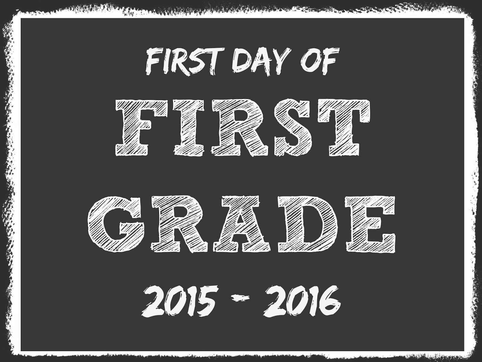 first day of school sign template - first day of school printable template free first day of