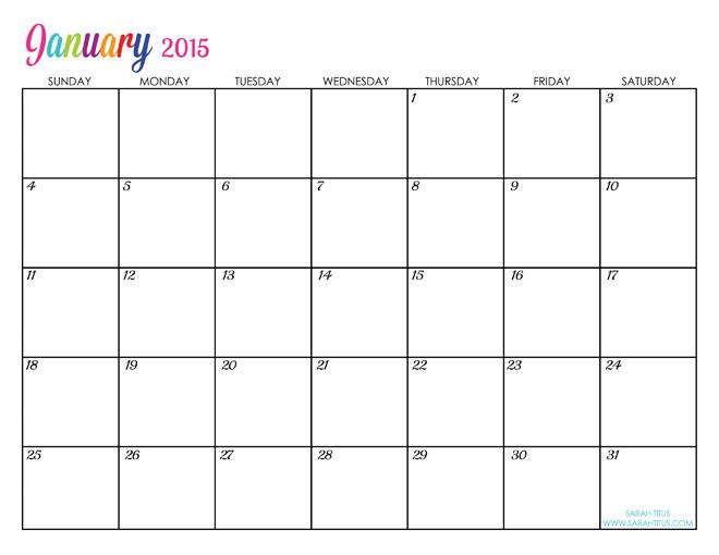 8 Images of Cute Customizable Free Printable Calendar April 2015