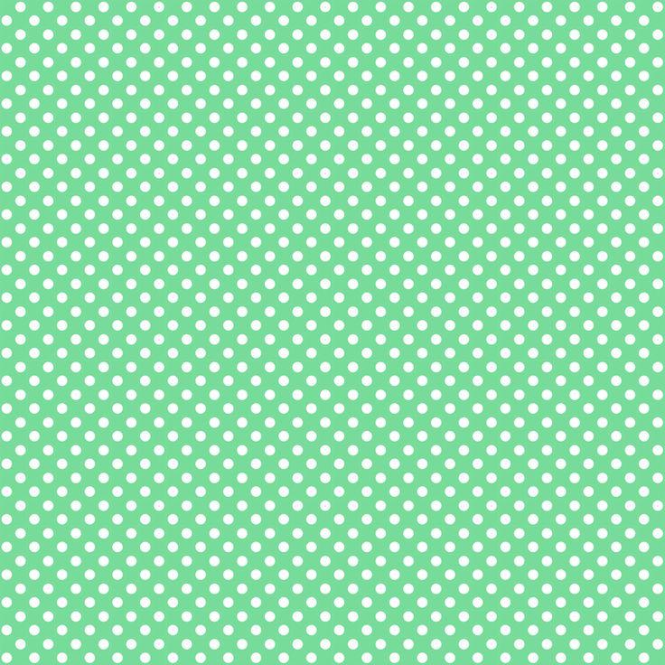 Polka Dot Scrapbook Paper