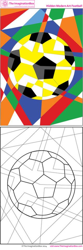 5 Images of Abstract Art Free Printable