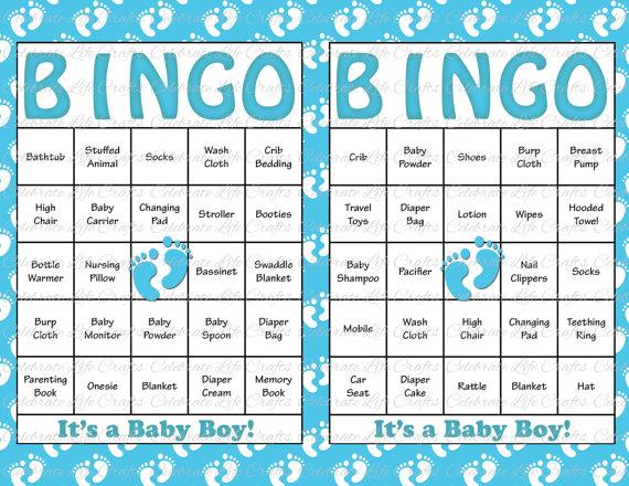 of 50 free printable baby shower bingo cards baby shower bingo