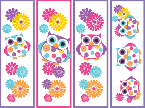 8 Images of Printable Summer Bookmarks