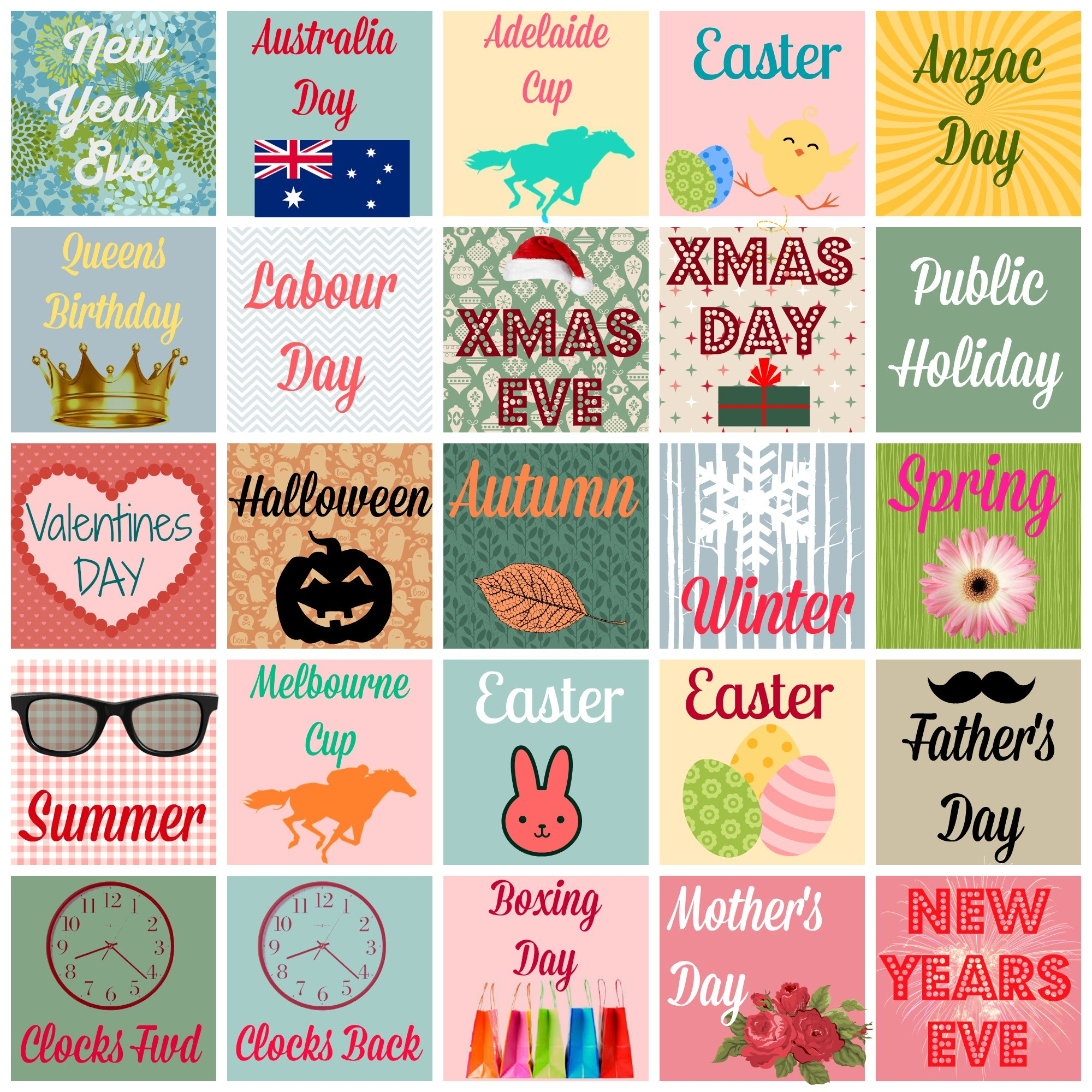 8 Best Images of Free Printable Holiday Planner Stickers ...