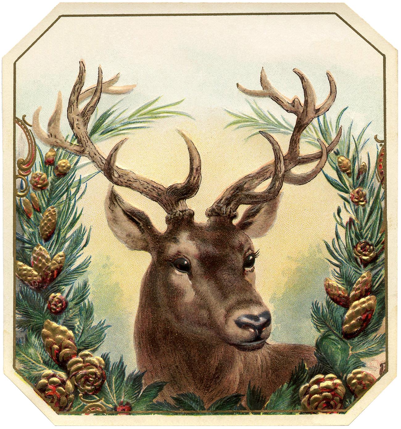 Vintage Christmas Graphics