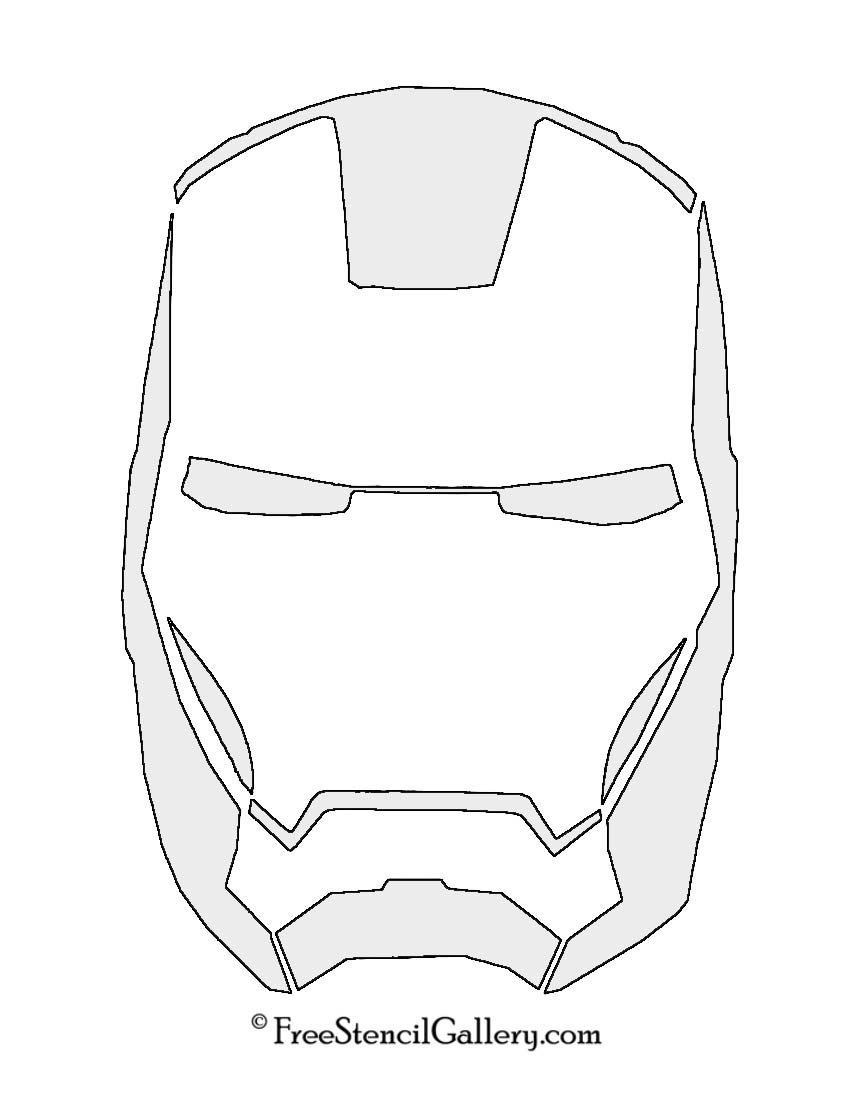 how to make iron man mask