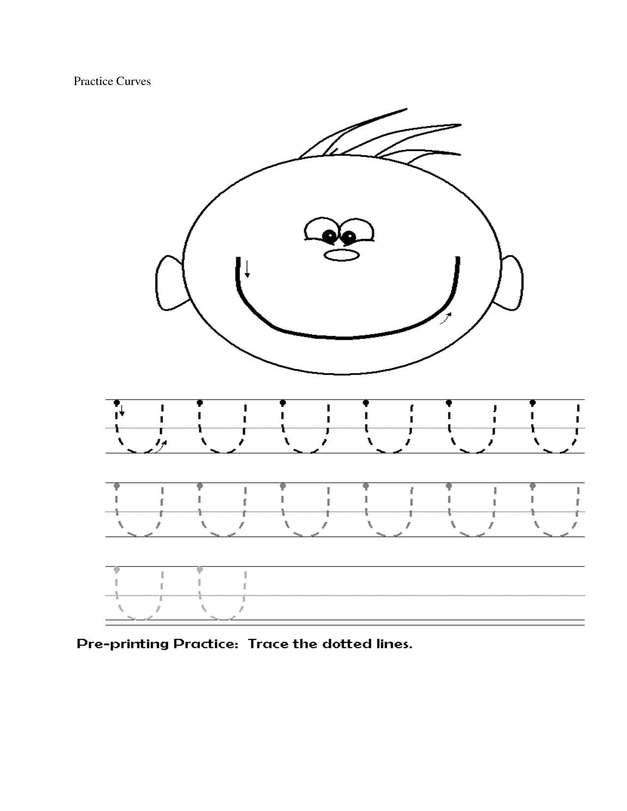 Letter U Worksheets For Kindergarten : Best images of letter u kindergarten printables