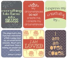 8 Images of Biblical Inspiration Printable Cards