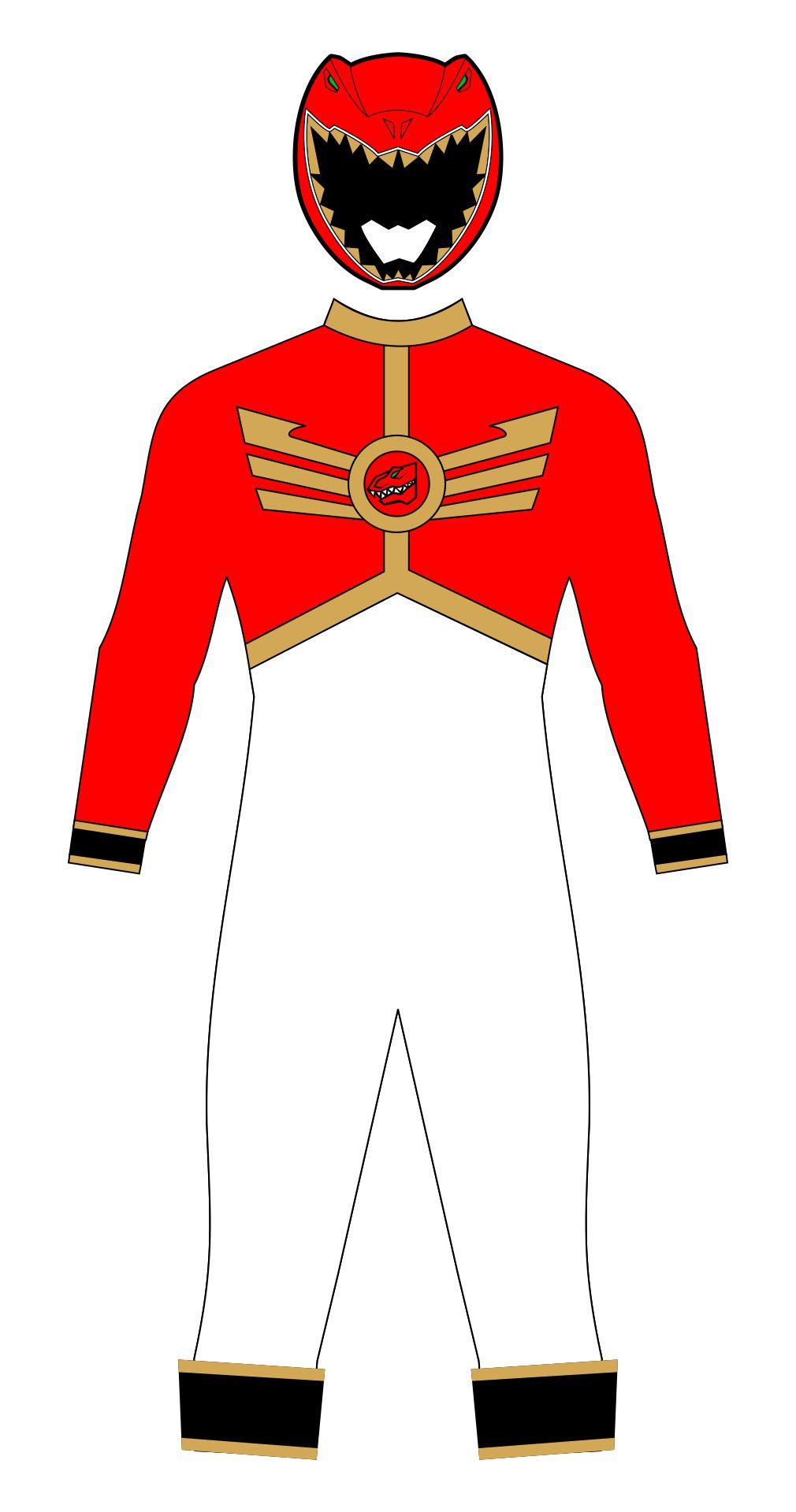 Power Ranger Costume Kids