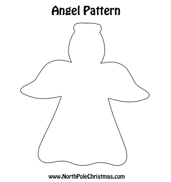 Best images of christmas printable shape patterns