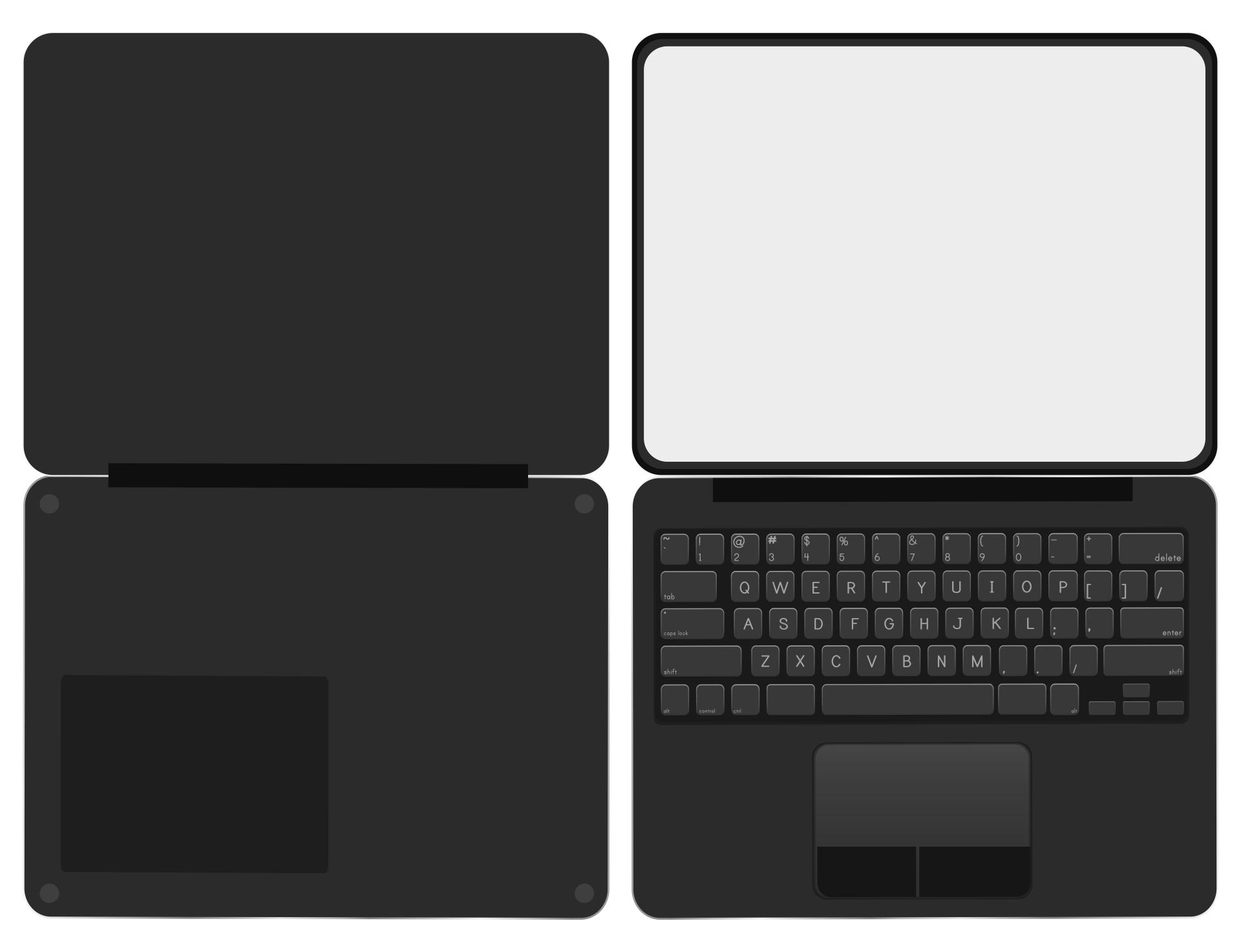 Printable LPs Laptop