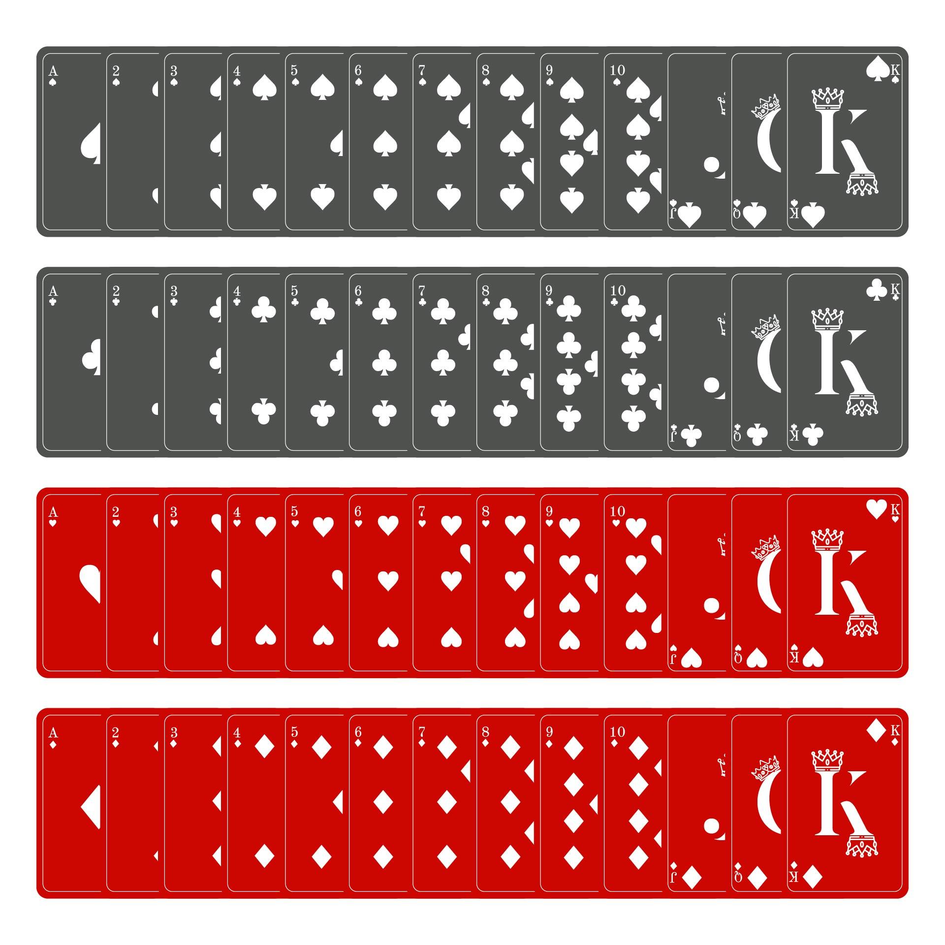 Printable Pokeno Game Cards
