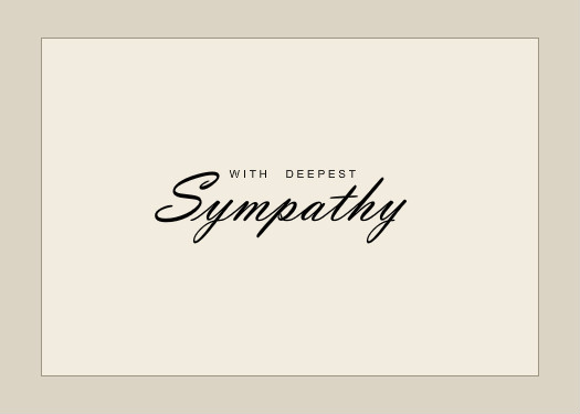 Print sympathy cards online for free