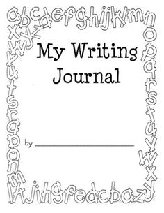 8 Images of Small Journal Cover Printable