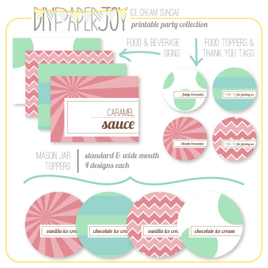 7 Images of The Printable Party Shop